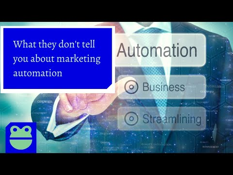 Dirty Little Secret About Marketing Automation They Don't Want You To Know… [Video]