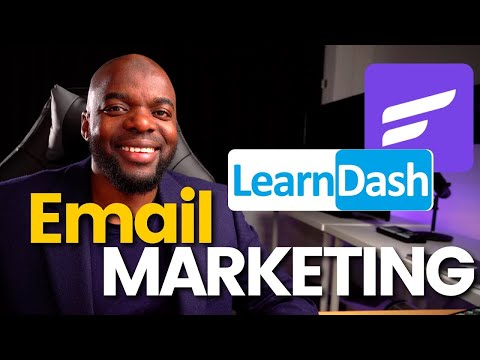 FluentCRM Tutorial | Email Marketing Automation For LearnDash [Video]