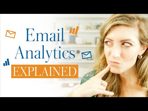 The TOP Email Marketing Metrics…YOU NEED TO BE TRACKING [Video]