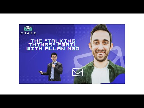 """Ecommerce: The """"Talking Things"""" Email (Email That Perfectly Marries Promotion & Content) w/Allan Ngo [Video]"""