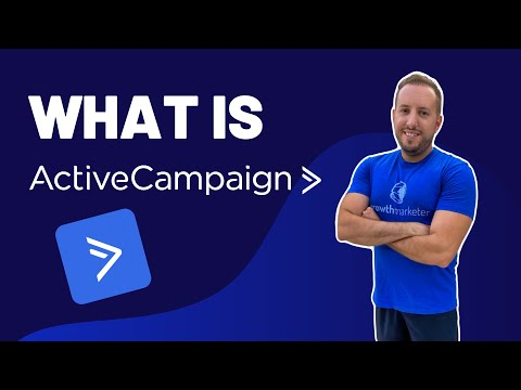 What is ActiveCampaign? [Video]