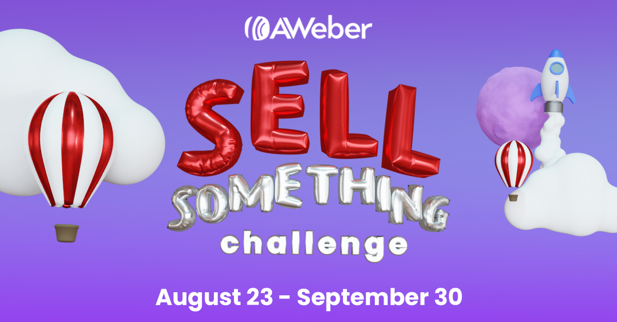 Sell Something Challenge: Learn How To Enter and Win [Video]