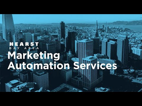 Marketing Automation Services   Hearst Bay Area [Video]