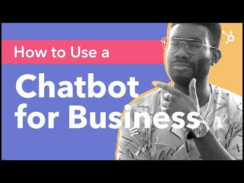 How Chatbots Can Help YOUR Business GROW FAST! [Video]