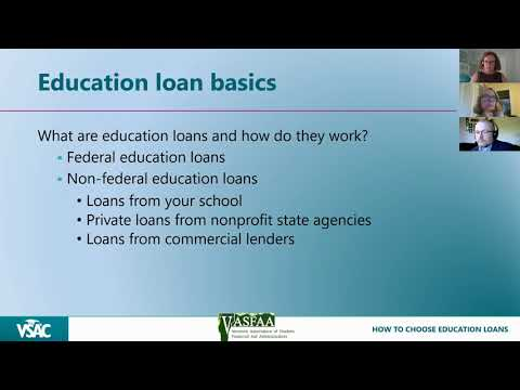 Webinar series helps VT students & families explore & pay for education [Video]