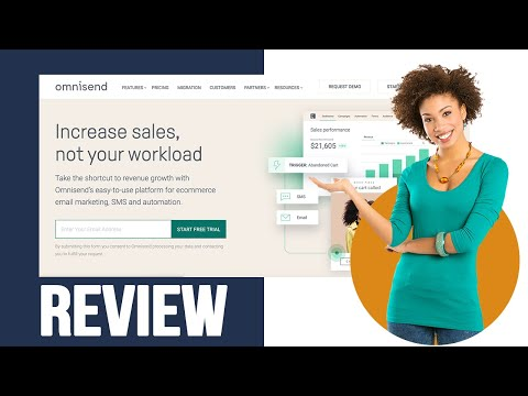 Omnisend Review & Demo: Best Email Marketing For Ecommerce? [Video]
