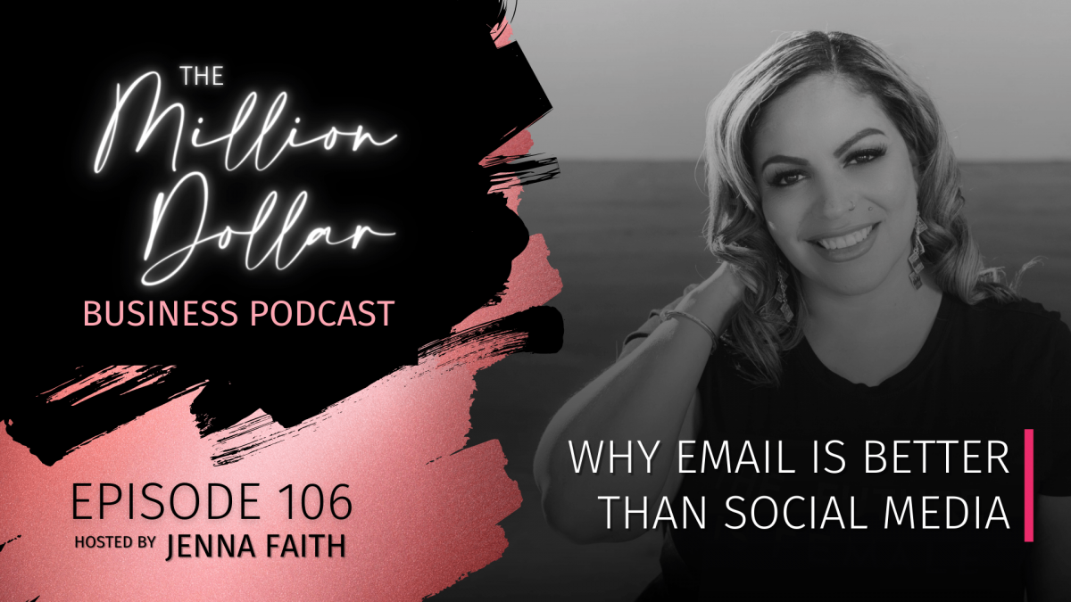 Why Email is Better Than Social Media [Video]