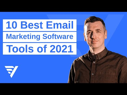 Best Email Marketing Tools of 2021 [In-Depth Review] [Video]