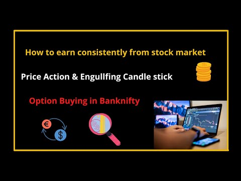 Webinar on How To Earn Consistently From Stocks || Banknifty Option Buying [Video]
