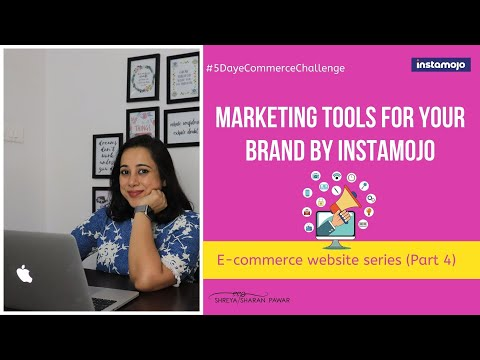 Best marketing tools for small business by Instamojo | What is SEO | Email marketing [Video]