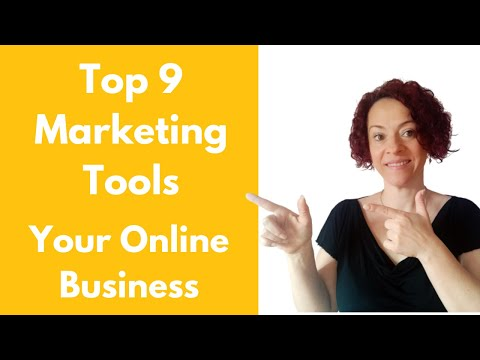 9 Top Digital Marketing Tools to Grow Your Online Business [Video]