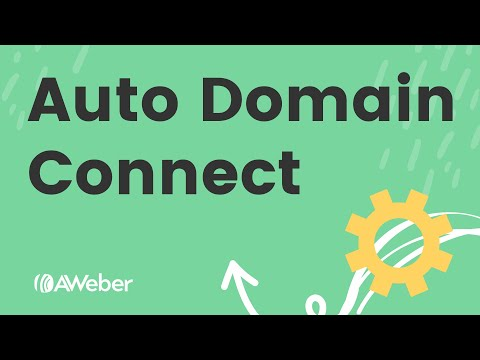 Automatically connect your domain to your email list [Video]