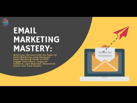 Create an Email Campaign with Mailchimp in 9 Minutes / Email Marketing Mastery 2021 [Video]