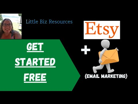 Email Marketing For Etsy [Video]