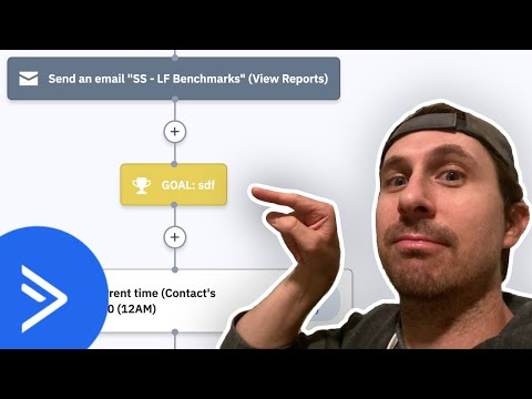 How To Add Contacts To Specific Point In An ActiveCampaign Automation [Video]