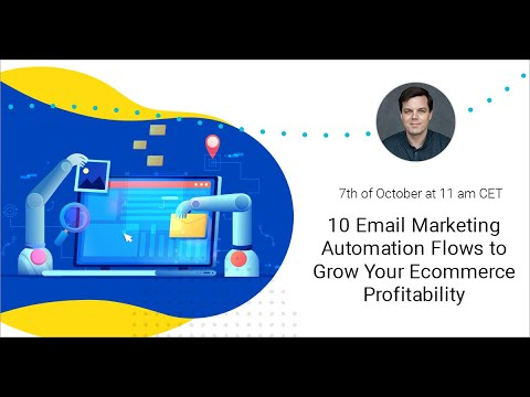 Free Webinar Replay: 10 Email Marketing Automation Flows to Grow Your Ecommerce Profitability [Video]