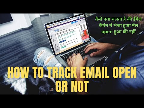 How to track mail is open or not in email campaign | Pixels or Image Notifications [Video]