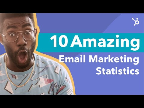 10 Amazing Email Marketing Statistics and How They Can Help You [Video]