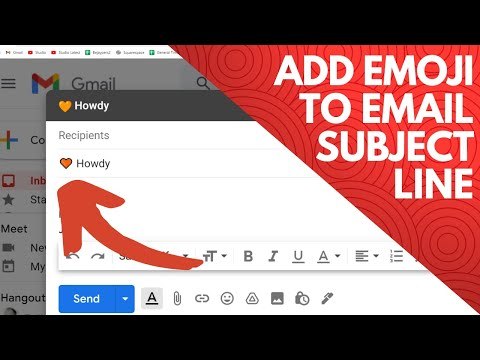 How to Add Emoji to Email Subject Line – Gmail and Outlook [Video]