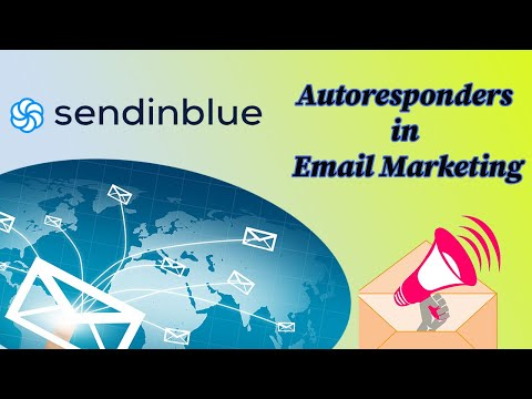 Email Marketing Autoresponders for Free |Email Marketing Automation Sendinblue | Free Autoresponder [Video]