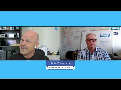 Free ActiveCampaign Training with Generate Business & Active Marketer [Video]