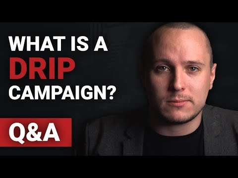 Klaviyo Q&A   What is a Drip Campaign in Email Marketing? [Video]