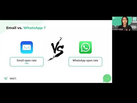 WhatsApp Marketing Automation Hack for Online Businesses – Webinar [Video]