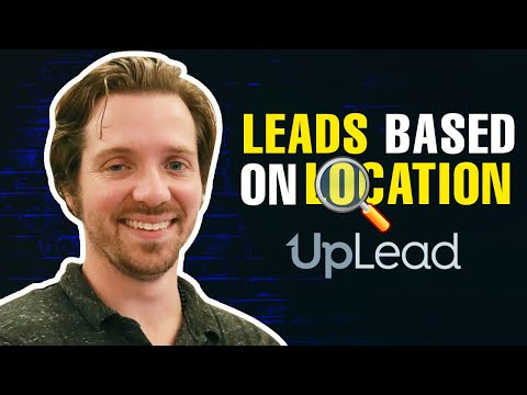 Finding leads based on Company location with Uplead [Video]