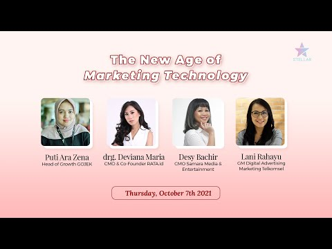 The New Age of Marketing Technology: Highlights [Video]