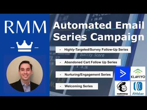 Fiverr Gig- I will build your automated email campaign [Video]