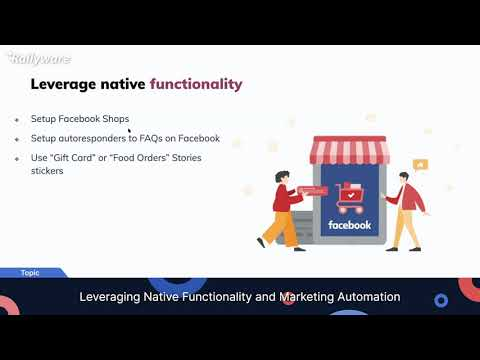 Leveraging Native Functionality and Marketing Automation [Video]