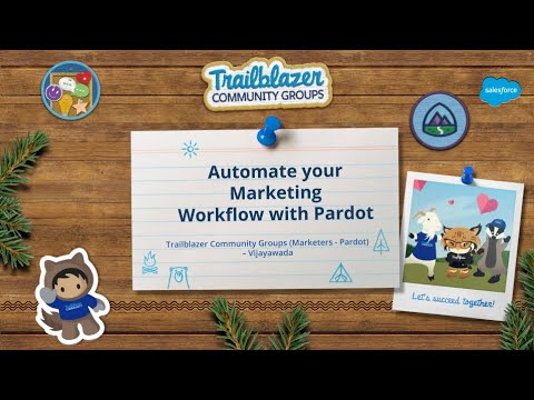 Automate your Marketing Workflow with Pardot [Video]