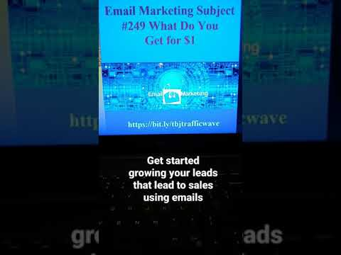 #email #aweber #shorts Email Marketing Subject Line #249 to increase clicks opens sales [Video]