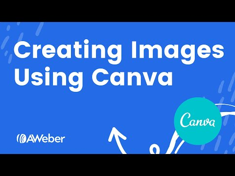 Adding a Canva design to your email and landing pages [Video]